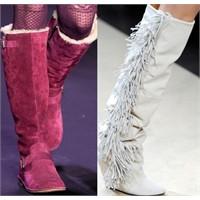2011-2012 Kış Ayakkabı Trendleri