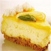 Limon Ve Peynirli Kek