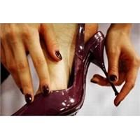 Ayakkabı Topuğu 3 Cm'yi Geçmesin