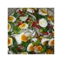 Yumurtadan Salata Tarifimiz
