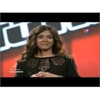 """Esin Sunan ' : """" O Ses Türkiye """" – 01/10/2012"""