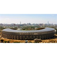 Tayvan Dragon-shaped Güneş Stadyumu