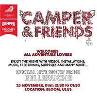 Volvo Ocean Race Heyecanını Camper'la Yaşayın!