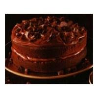 Çikolatalı Yumuşak Kek