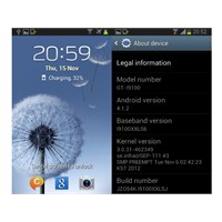 Galaxy S2 4.1.2 Jelly Bean Güncellemesi