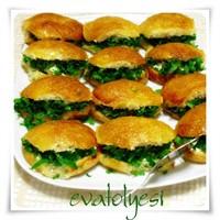 Pastane Usulü Mayalı Sandviç