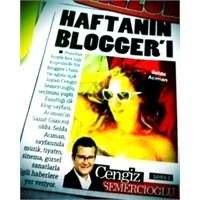 Aciman'ın Sanat Güncesi Haftanın Blogger'ı Seçildi
