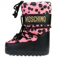 #shoeoftheday: Moschino Snow Boots