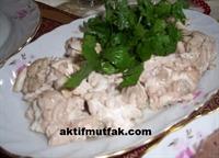 Kuzu Beyin Salatası