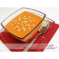 Kremalı Mis Gibi Domates Çorbası
