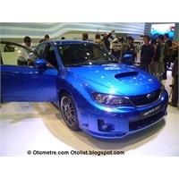 Mavili Boksör Subaru'ymuş
