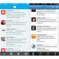 Twitter'ın Yeni Görünümüne Göz Attınız Mı?