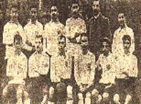 Türkiyenin İlk Futbolcusu