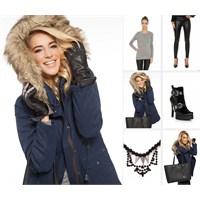 Burcu Esmersoy 2014 Kış Modası Kombinleri
