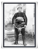 Yörük Ali Efe (1895 - 1953)