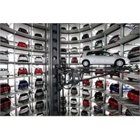 İşte Volkswagen'in Harika Fabrikası: Dresden