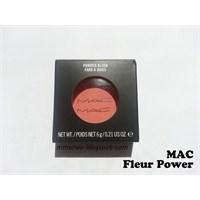 Mac Powder Blush – Fleur Power Allık
