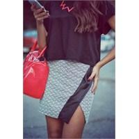Have A Nice Skirt Day Kombin
