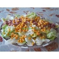 Ton Balıklı Salata Tarifim