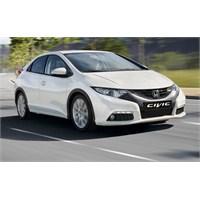 Yeni Civic Hatchback Dizelle Geldi!