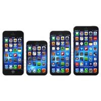 ' Yeni İphone Yeni Tasarım'
