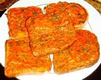 Fırında Salçalı Ekmek