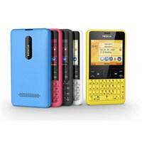 En Sosyal Nokia Asha 210 Tanıtıldı