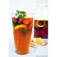 Klasik Buzlu Çay Ve Yeni Tarifler
