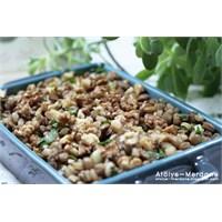 Buğdaylı Yeşil Mercimek Salatası