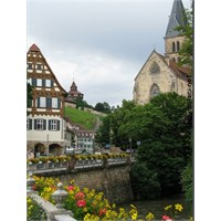 Esslingen: Ortaçağın Modernle Buluşması