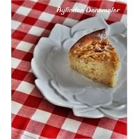 En Güzel Elmalı Pasta Tarifi