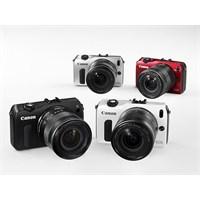 Canon Eos M Dslr Kalitesinde Görüntüler
