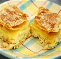 Sütlü Börek Tarifi,yapılışı,gerekli Malzemeler