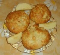 Elmalı Küçük Kekler