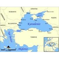 Karadenize Kıyısı Olan Ülkeler