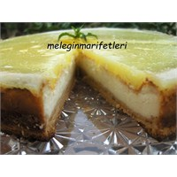 Limonlu Cheesecake....
