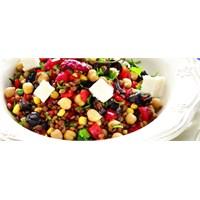 Akdeniz Usulü Salata