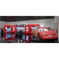 """""""Arabalar"""" Peterson Otomotiv Müzesi'nde"""