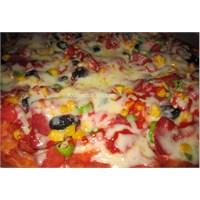 Bayat Ramazan Pidesinden Pizza Tarifi