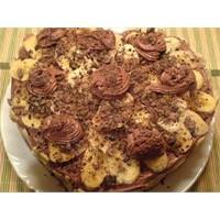 Çocukların Pastası Muzlu Pasta!