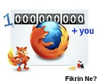 Firefox Rekoru Kırdı!