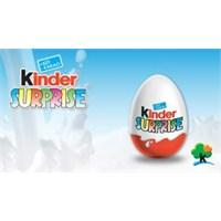Çocukların Sevdiği Çikolata: Kinder