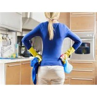 Mutfaklarda Doğru Temizlik Ve Sağlıklı Depolama