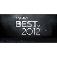 Appstore 2012 En İyi Uygulamalar Listesi Açıklandı
