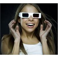 3 Boyutlu Gözlük Ve Filmler Göz İçin Tehlike Mi?