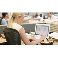 Ofis Çalışanlarına Diyet İpuçları