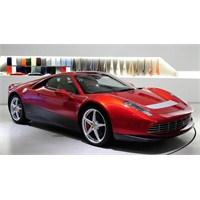 Eric Clapton'a Özel Ferrari Modeli