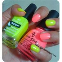 Neon Ojeler!