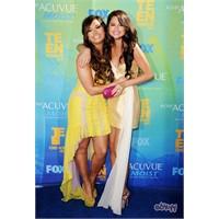 Teen Choice Awards 2011: Kırmızı Halı