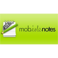 Mobisle Notes Android Not Defteri